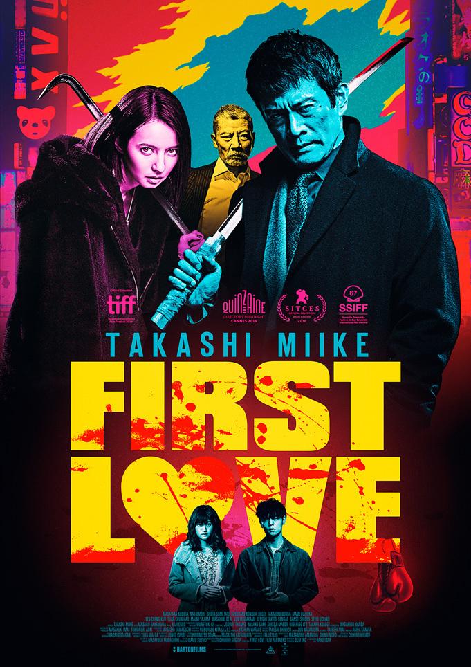 Cartel de First Love