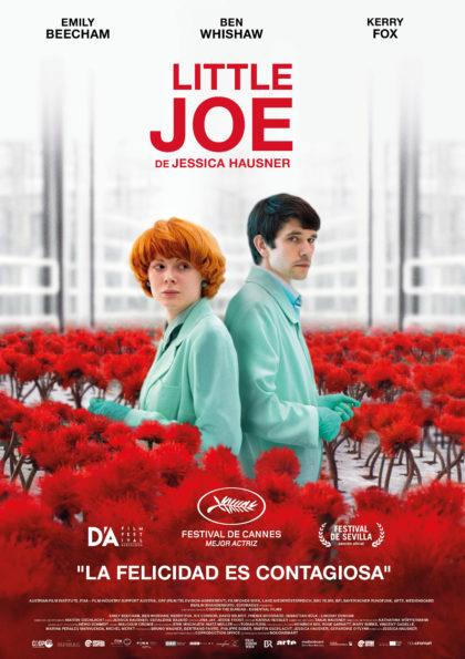 Cartel de Little Joe