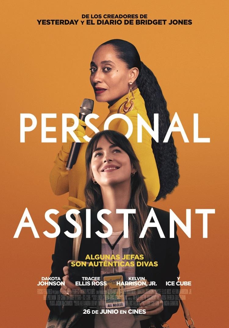 Cartel de Personal Assistant