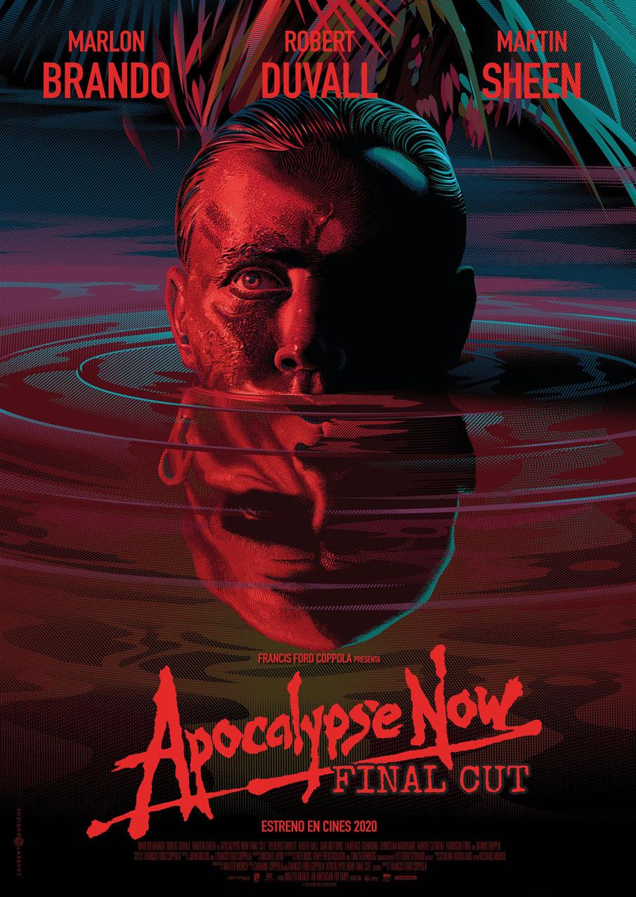 Cartel de Apocalypse Now: Final Cut