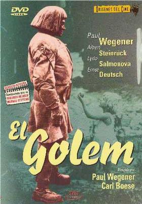 Cartel de El Golem