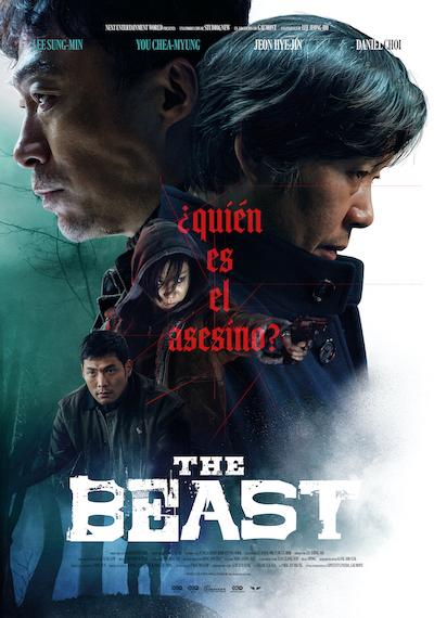 Cartel de The Beast