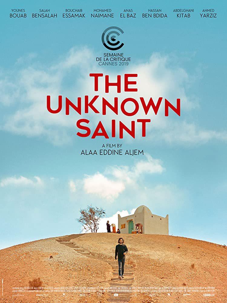 Cartel de The Unknown Saint