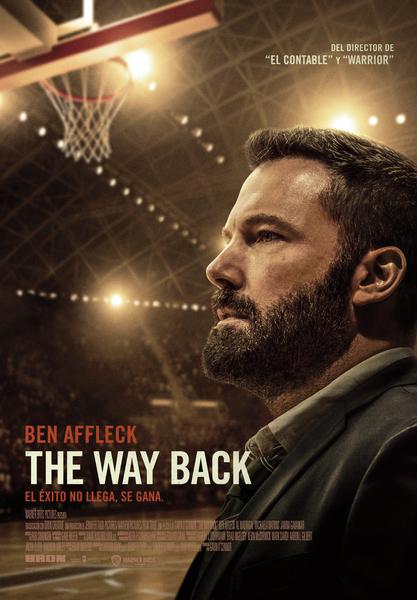Cartel de The Way Back