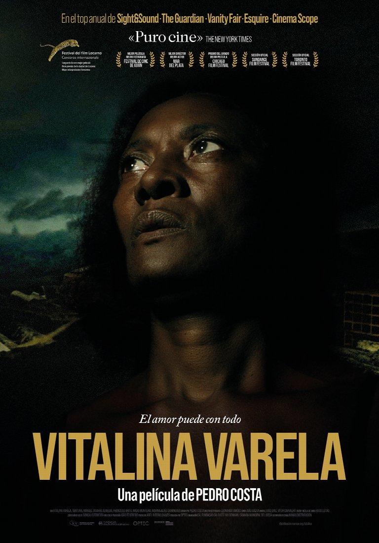 Cartel de Vitalina Varela