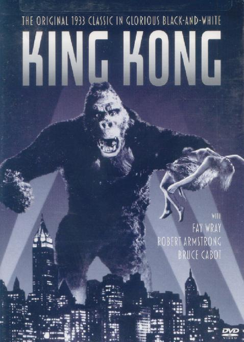 Cartel de King Kong