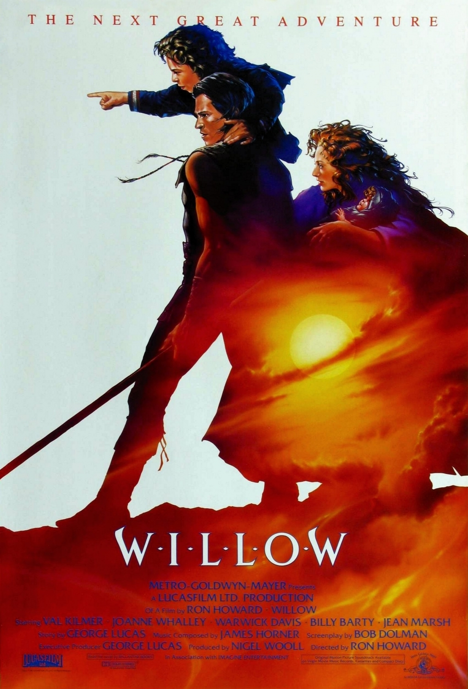 Cartel de Willow