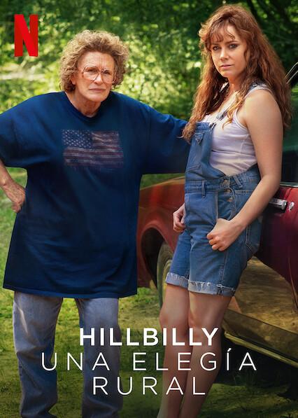 Cartel de Hillbilly, una elegía rural
