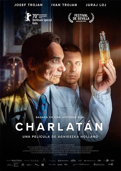 Cartel de Charlatán