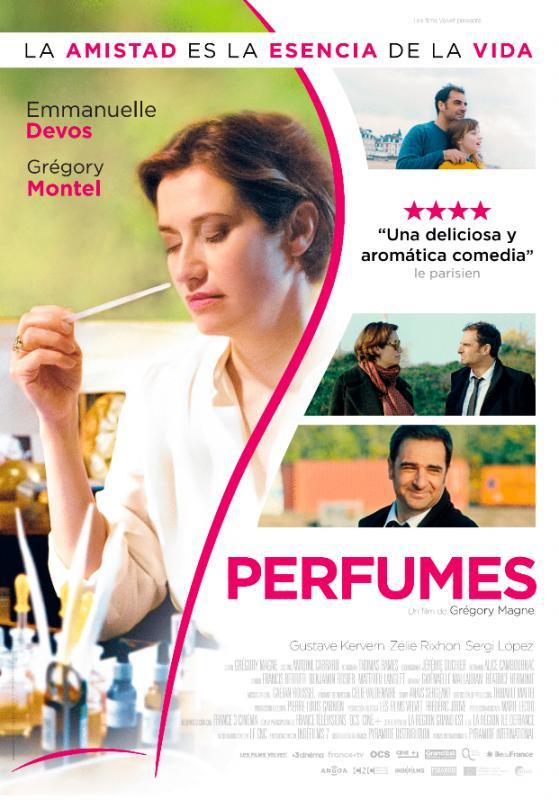 Cartel de Perfumes