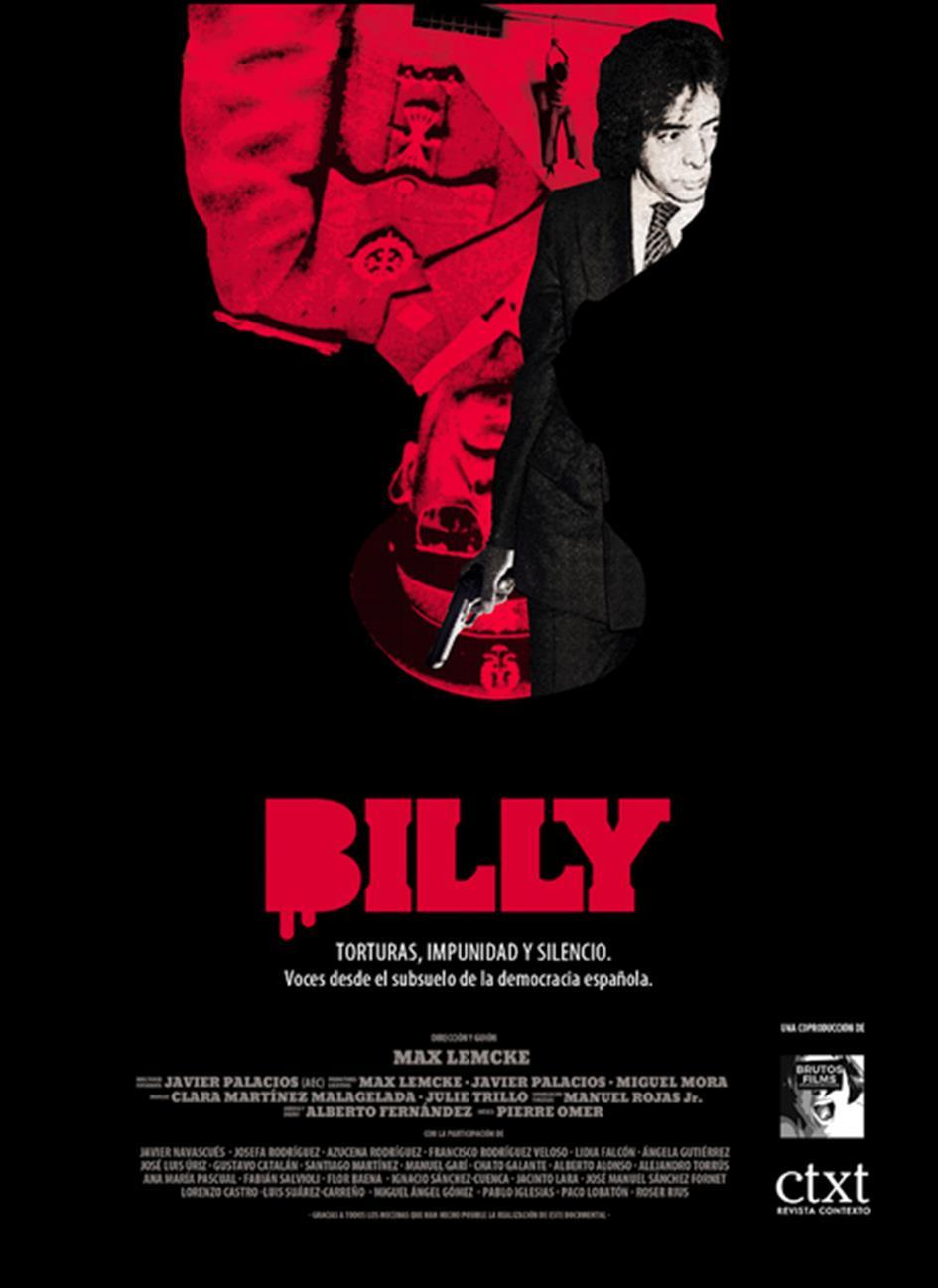 Cartel de Billy