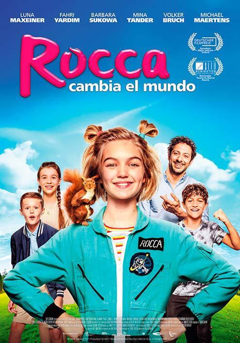Cartel de Rocca cambia el mundo