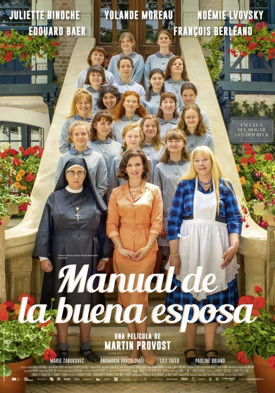 Cartel de Manual de la buena esposa
