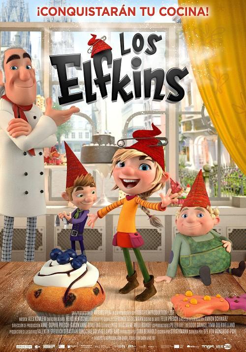Cartel de Los elfkins