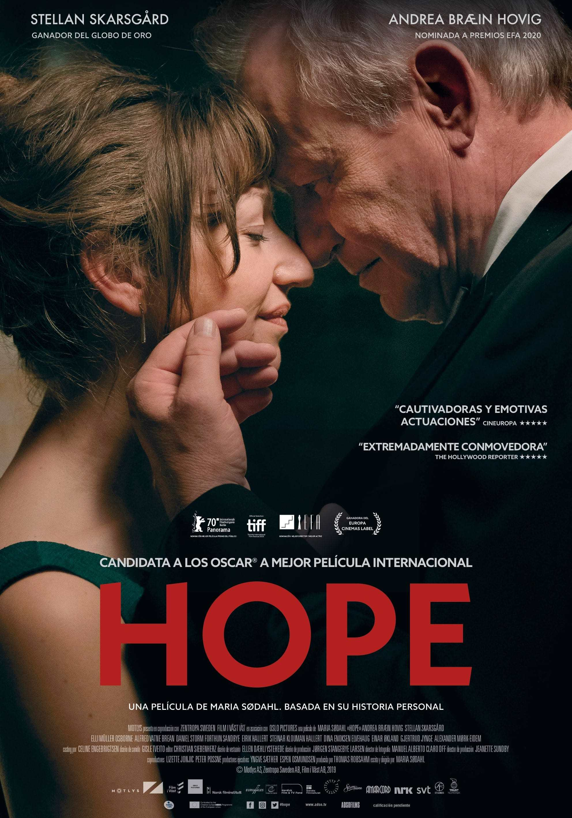 Cartel de Hope
