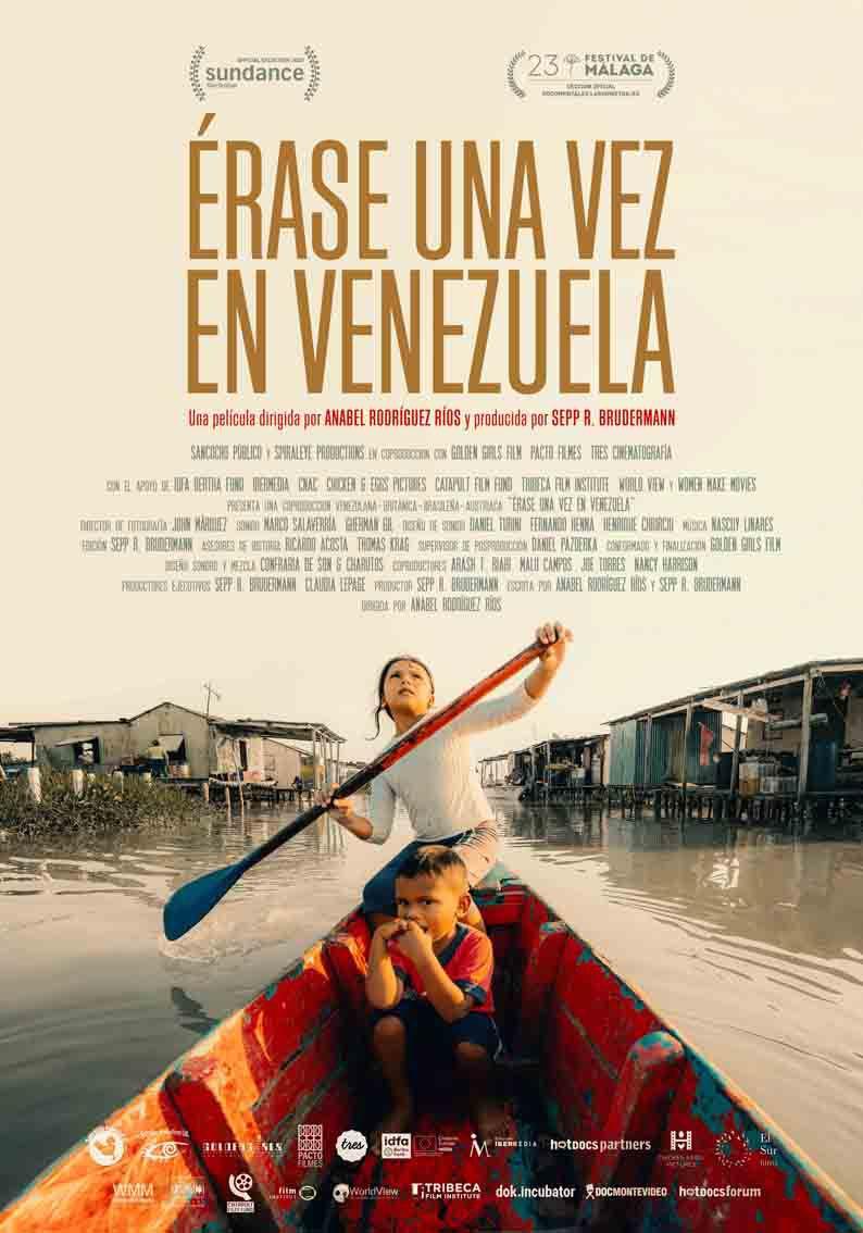 Cartel de Érase una vez en Venezuela