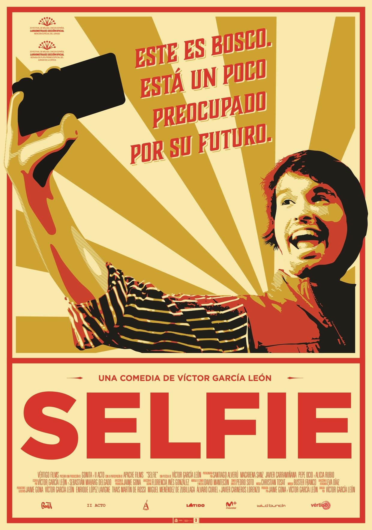 Cartel de Selfie