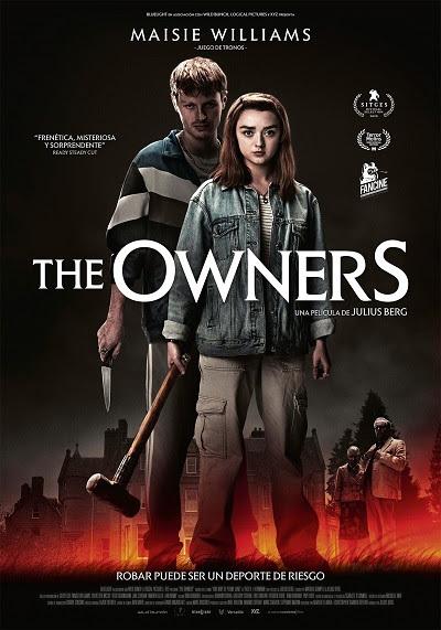 Cartel de The Owners (Los propietarios)