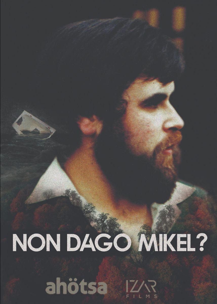 Cartel de ¿Dónde está Mikel?