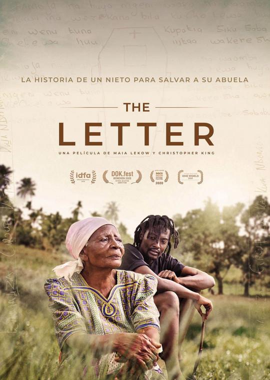 Cartel de The Letter