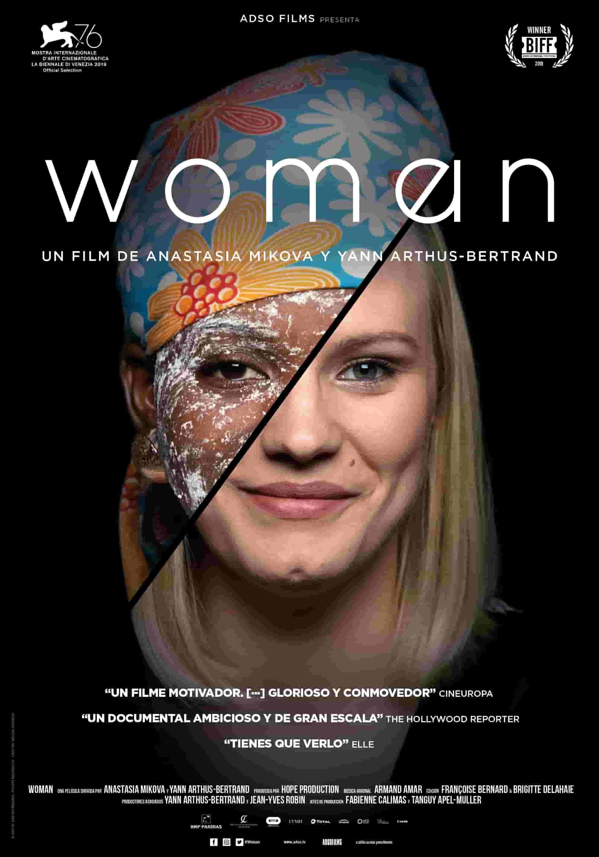Cartel de Woman
