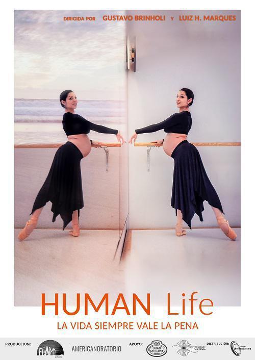 Cartel de Human Life