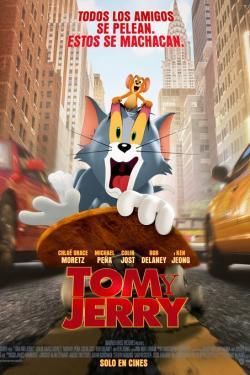 Cartel de Tom y Jerry