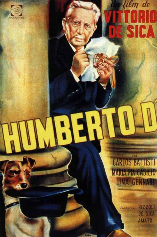 Cartel de Umberto D