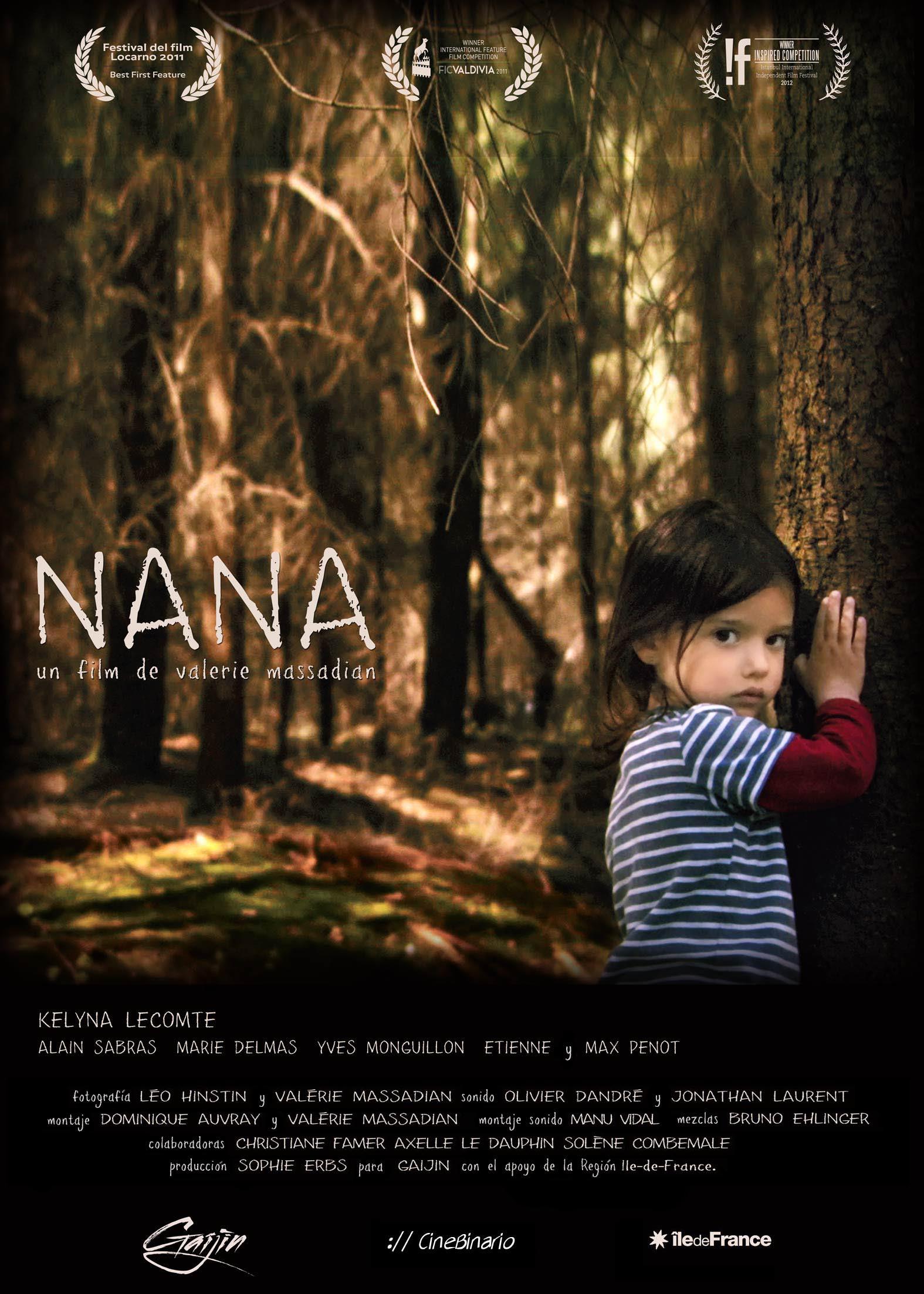 Cartel de Nana