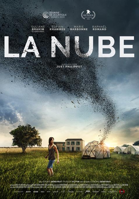 Cartel de La Nube