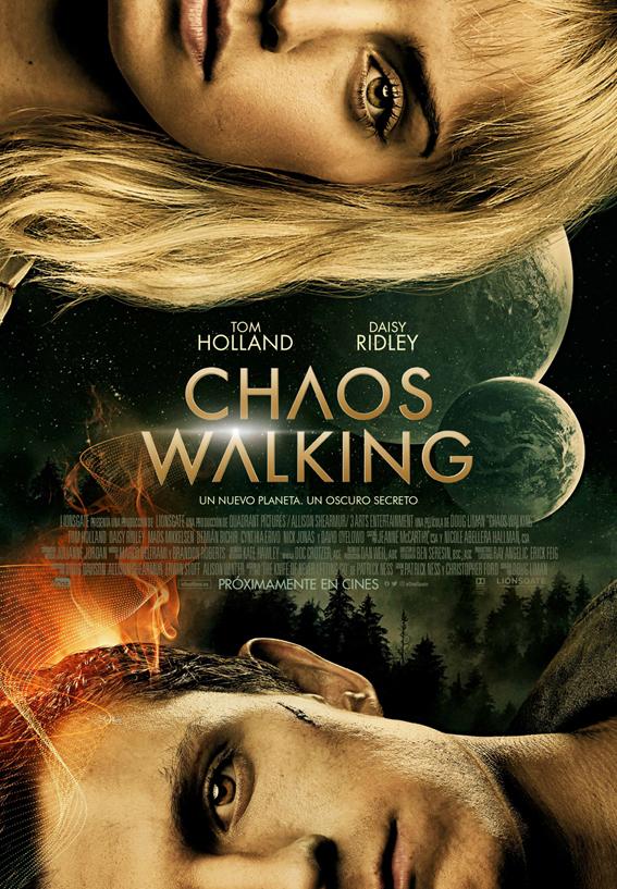 Cartel de Chaos Walking