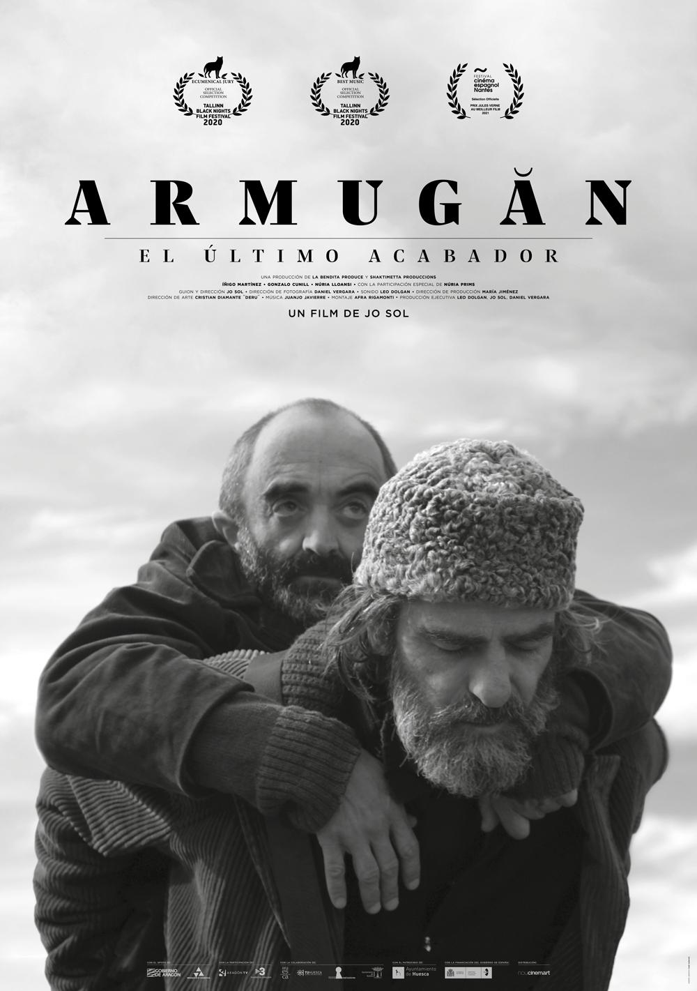 Cartel de Armugán, el último acabador