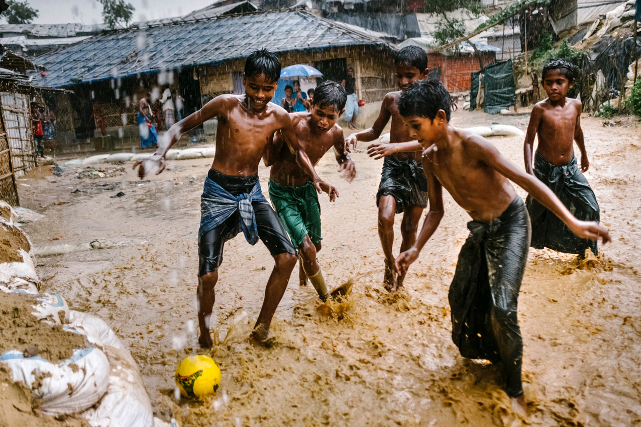 Errantes sin retorno, una historia Rohingya