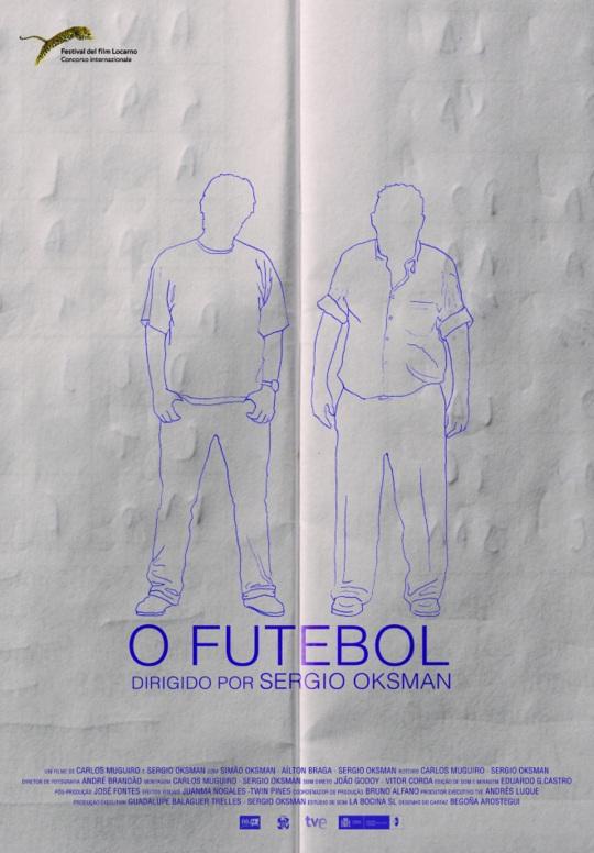 Cartel de O futebol