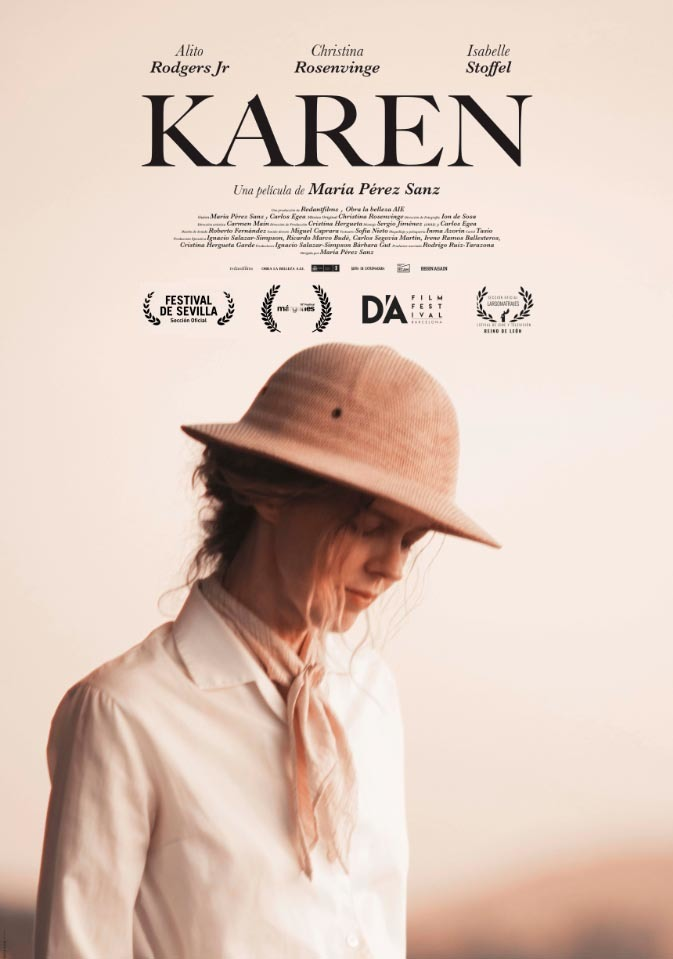 Cartel de Karen
