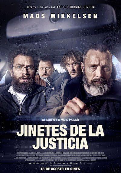 Cartel de Jinetes de la justicia