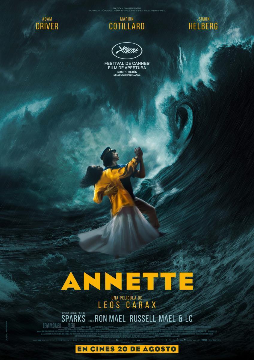 Cartel de Annette