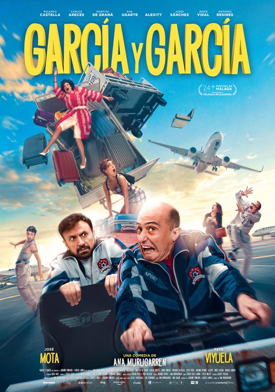 Cartel de García y García