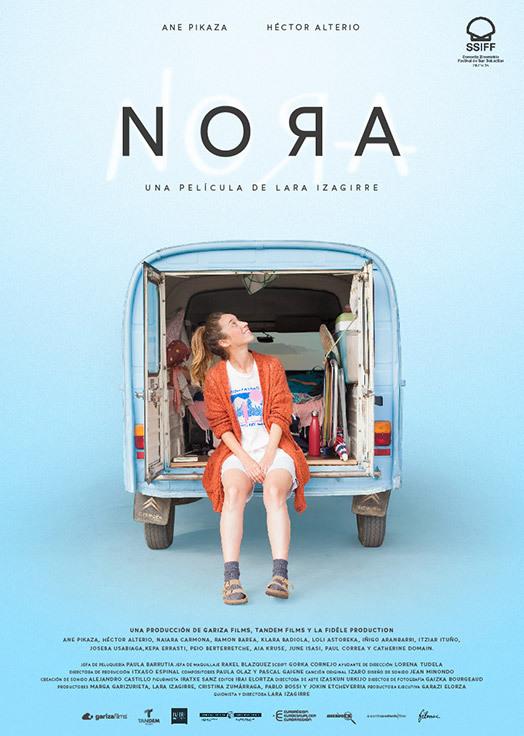 Cartel de Nora