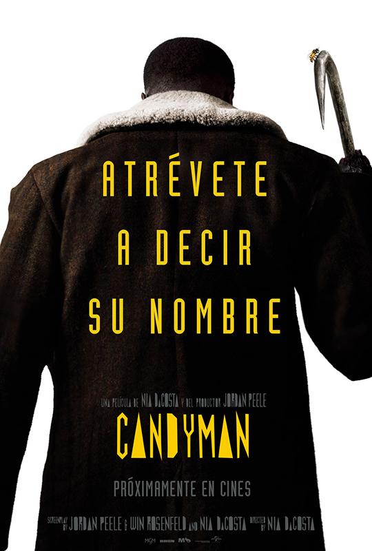 Cartel de Candyman