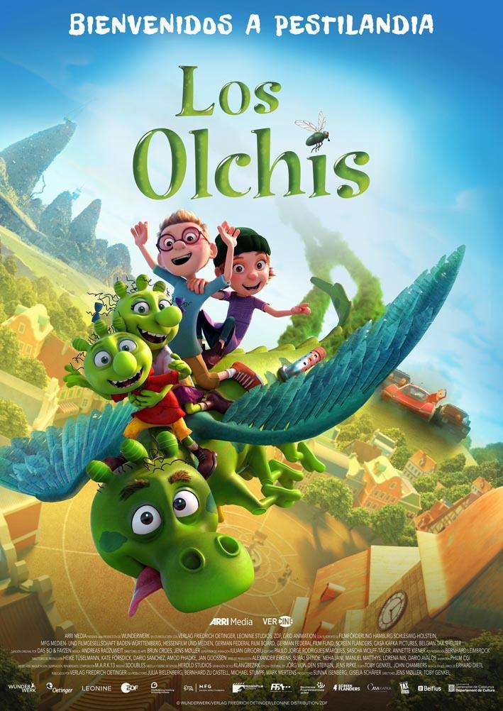 Cartel de Los Olchis