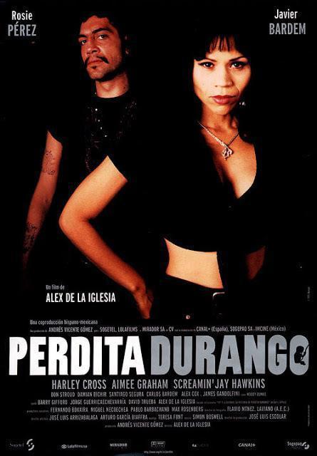 Cartel de Perdita Durango