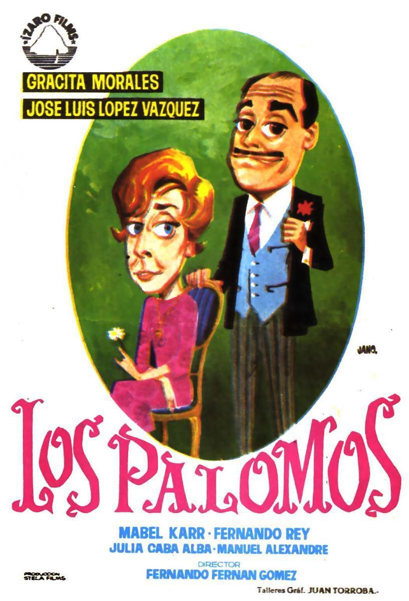Cartel de Los Palomos