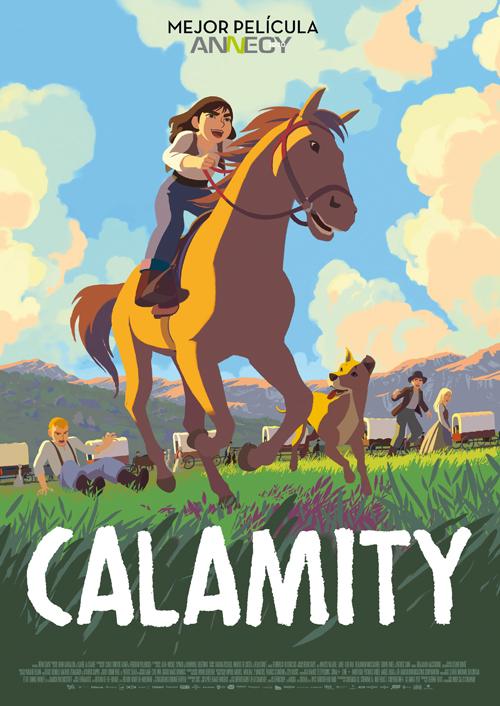 Cartel de Calamity