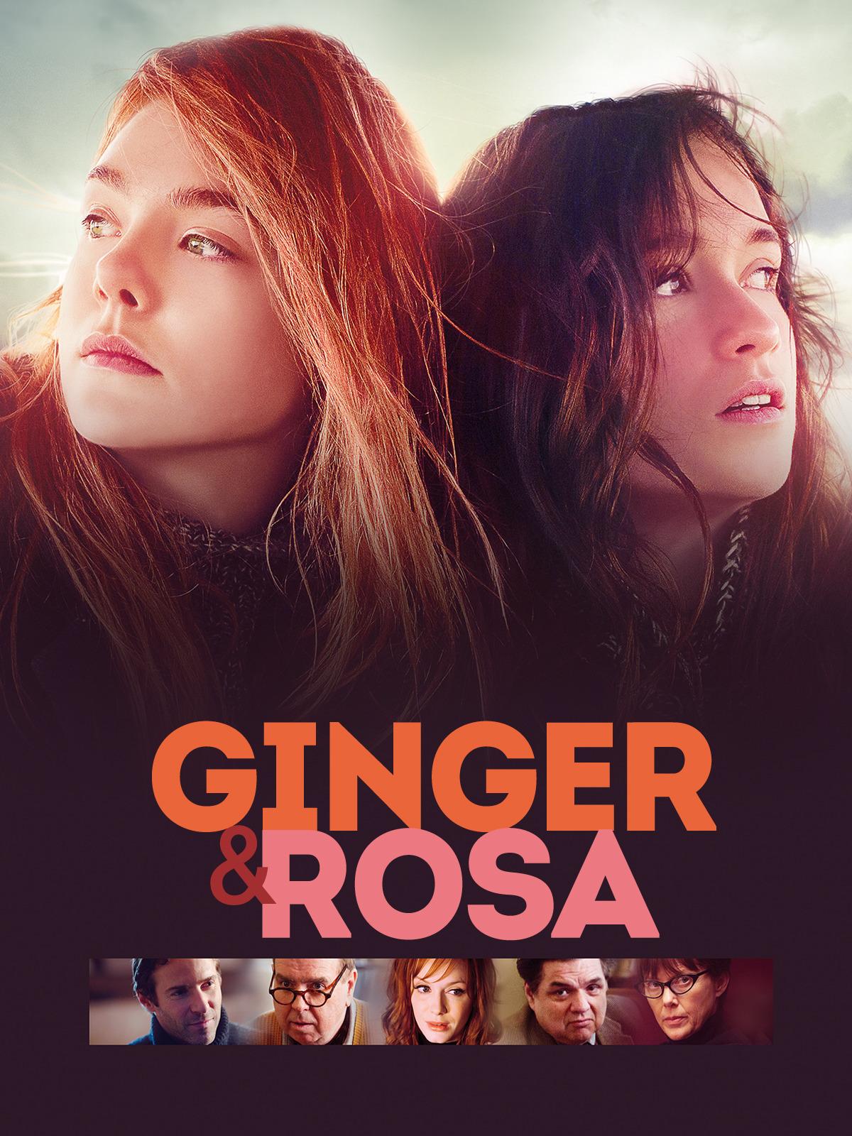 Cartel de Ginger & Rosa