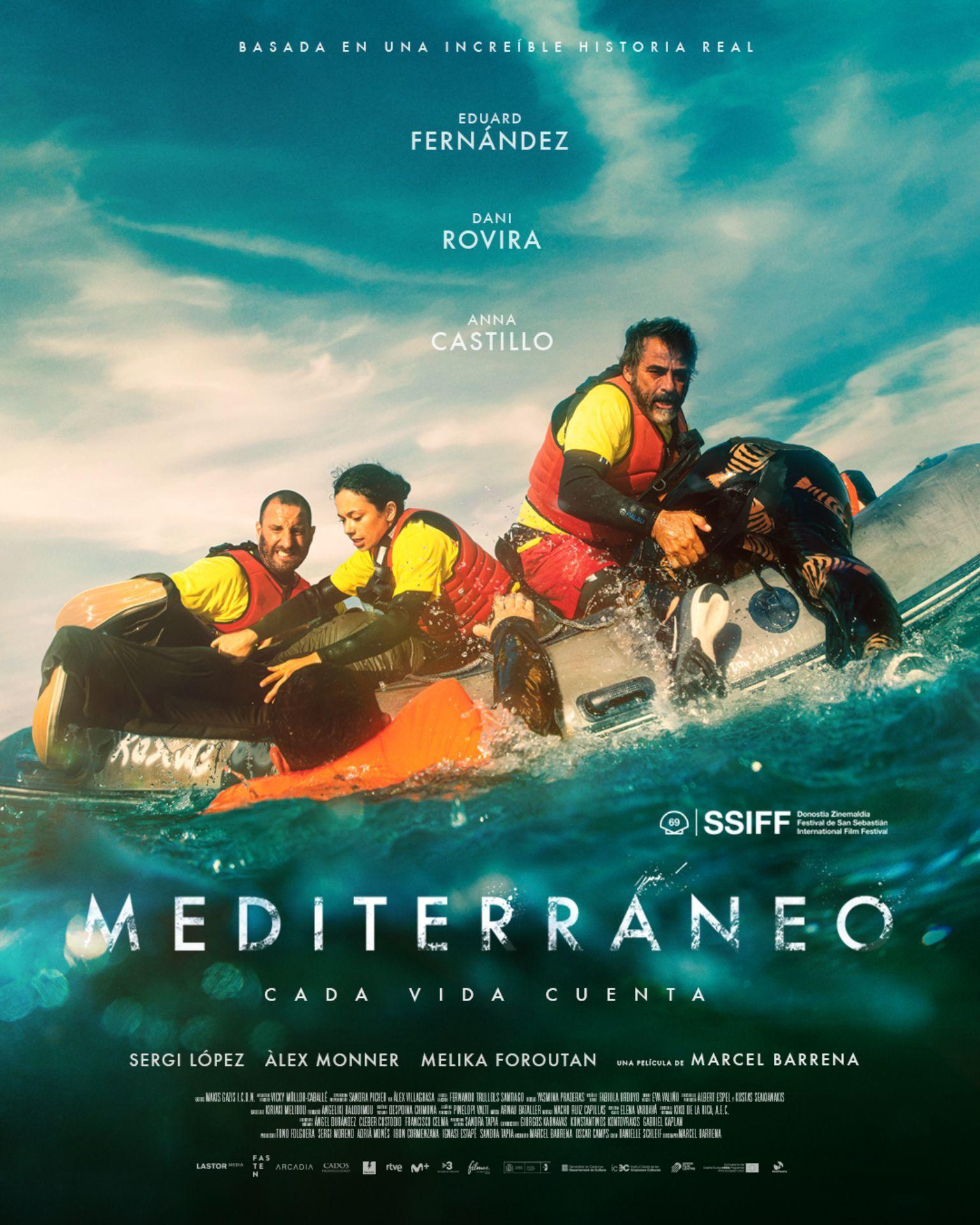 Cartel de Mediterráneo