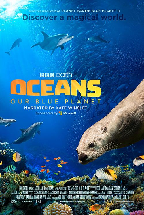 Cartel de Oceans