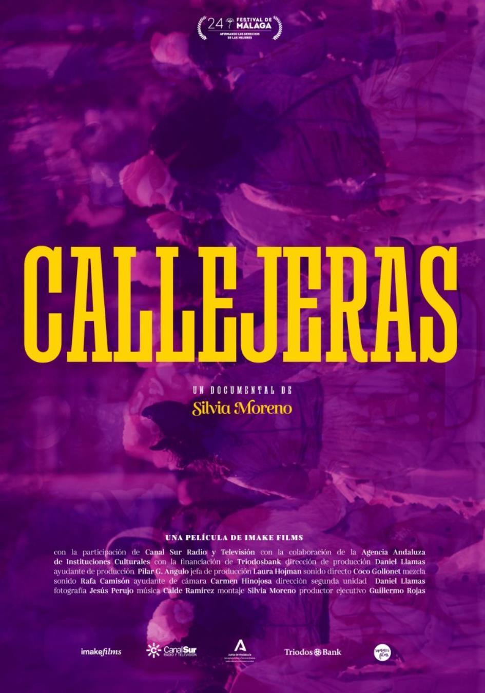 Cartel de Callejeras