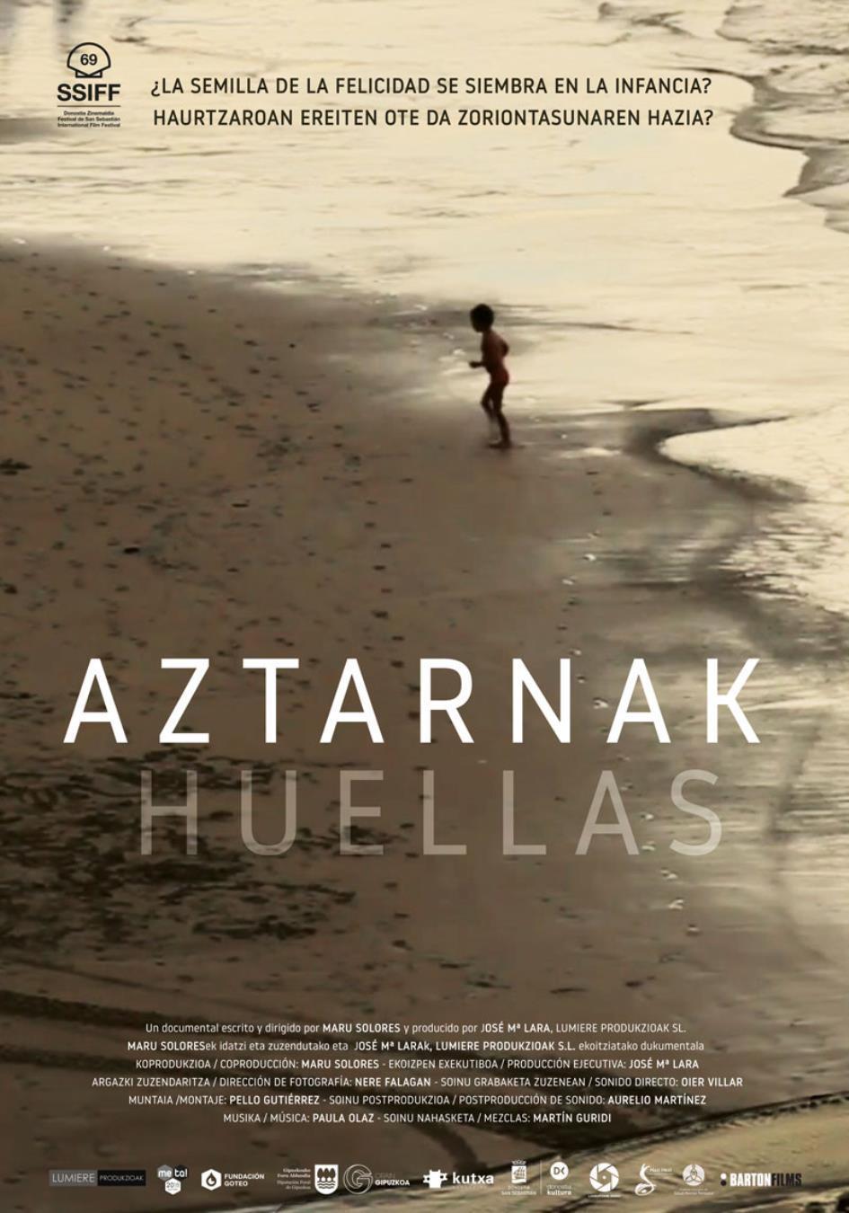 Aztarnak Huellas