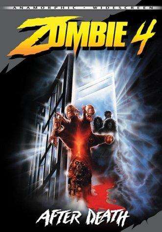 Cartel de Zombie 4: After Death